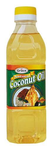 Belize coconut oil