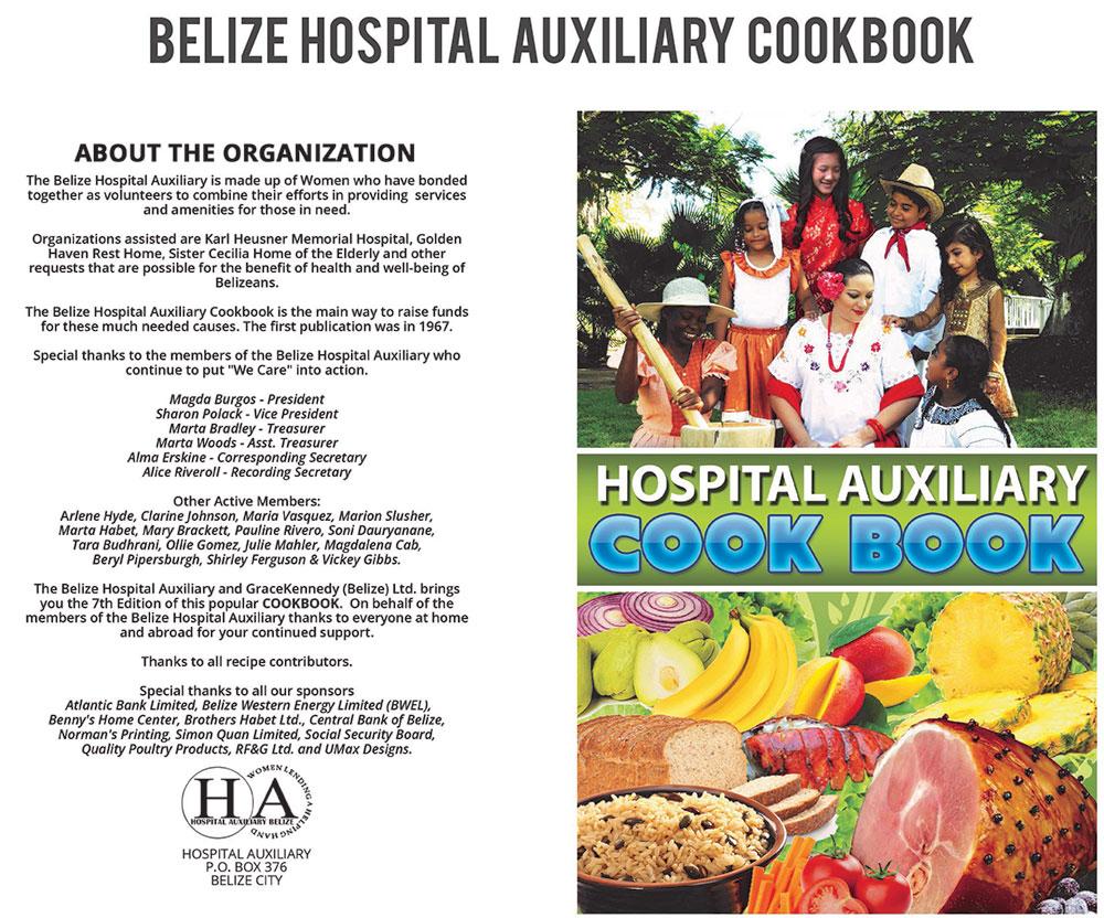 BHA Cookbook