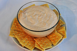 Belizean Cheese Dip