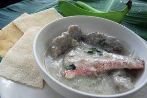 Bundiga (Garifuna Dish)