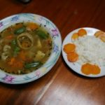 Cow's Foot Soup
