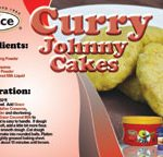 Curry Johnny Cakes