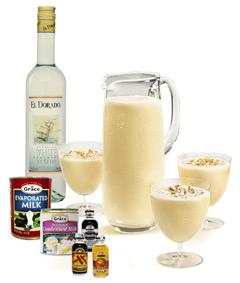 El Dorado Rum Popo