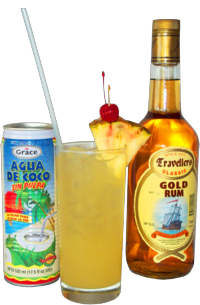 Gold Coco Cooler