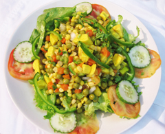 Grace Avocado Salad
