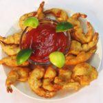 Grace Coconut Fried Shrimp