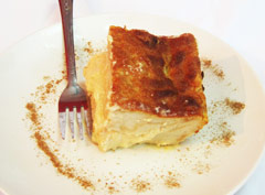 Grace Layered Bread Pudding