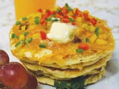Grace Vienna Sausage Pancakes