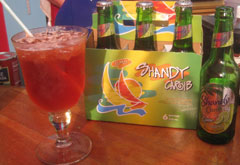Lime Shandy Cocktail