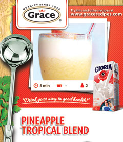 Pineapple Tropical Blend
