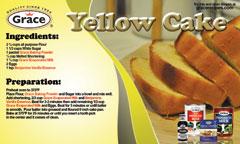 Yellow Cake