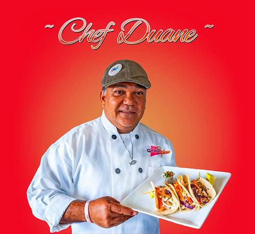Chef Duane