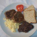 Angostura Beef Patties