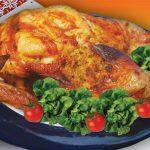 Deboned Stuffed Chicken