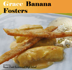 Grace Bananos Fosters
