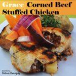 Grace Corned Beef Relleno De Pollo