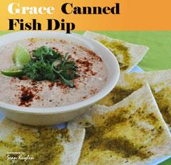 Grace Dip De Pescado Enlatado