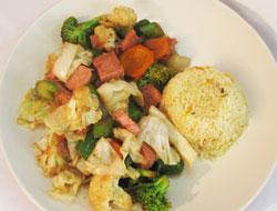Grace Luncheon Meat Chop Suey