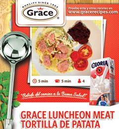 Grace Luncheon Meat Tortilla De Patata