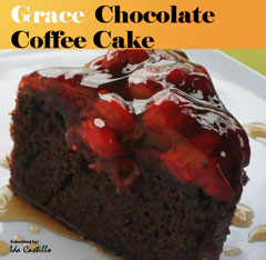 Grace Pastel De Chocolate