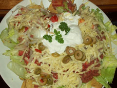 Grace Taco Salad