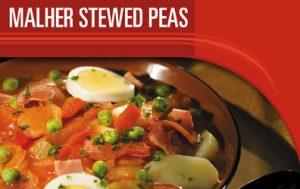 Malher Stewed Peas