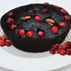 Pastel Negro De Frutas Mackeson