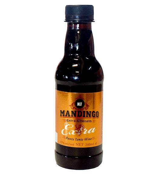 Mandingo Extra Roots Tonic Wine