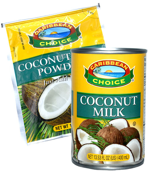 Caribbean Choice Coconut Milk