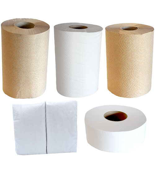 Commercial paper products