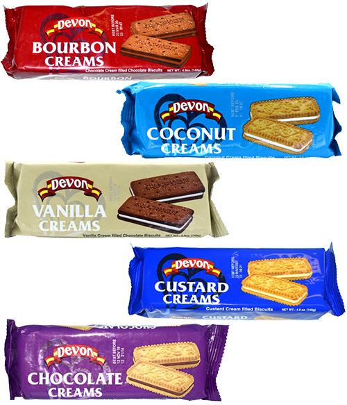 Devon Creams