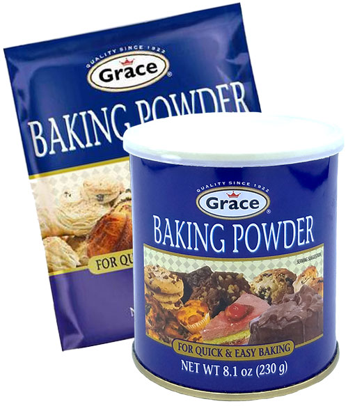 Grace Baking Powder