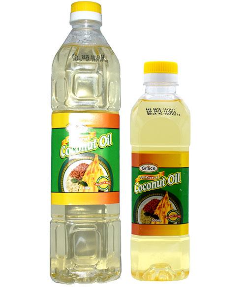 Grace Coconut Oil