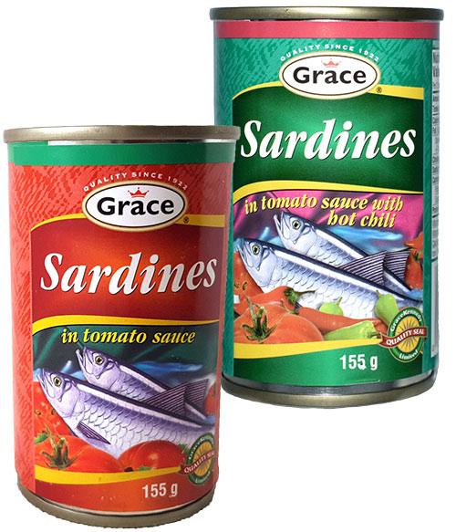 Grace Sardines