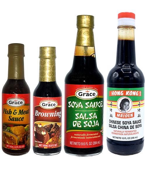 Grace Soy Sauce