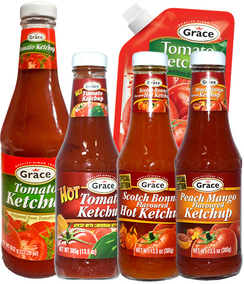 Grace Tomato Ketchup