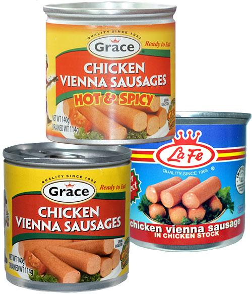 Grace Vienna Sausage