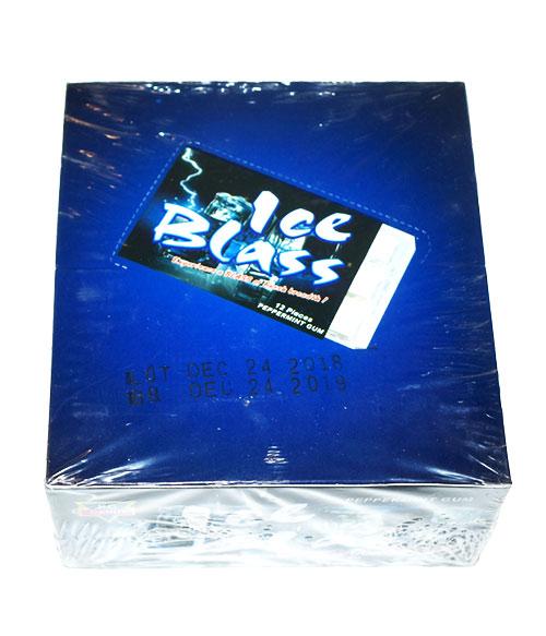 Ice Blast Peppermint Gum