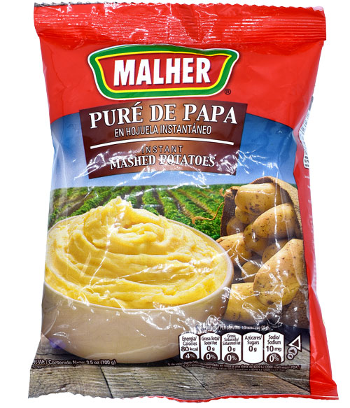 Mahlher Instant Mashed Potatoes