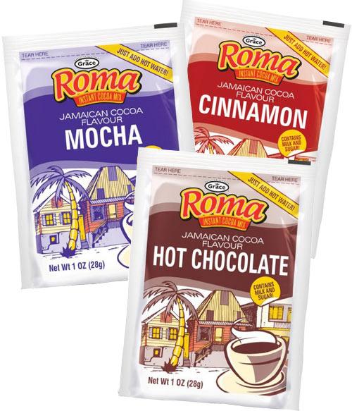 Roma Hot Chocolate Mix