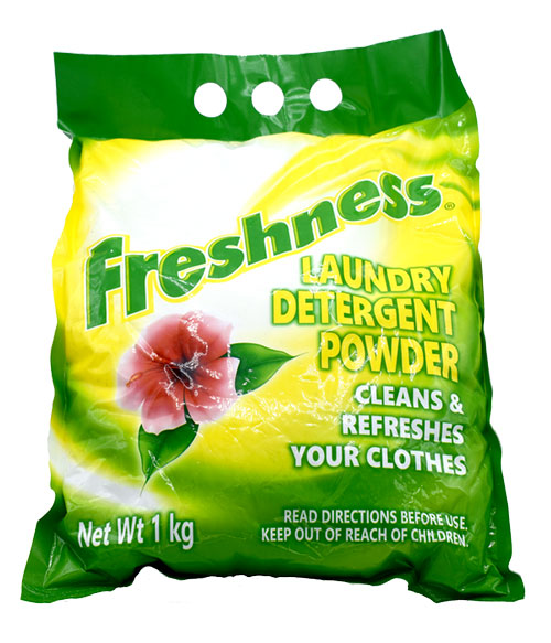 Freshness Laundry Detergent Powder