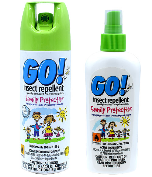 Go! Insect Repellent