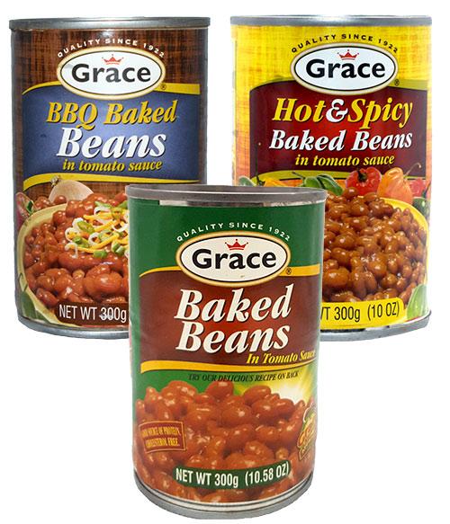 Grace Baked Beans