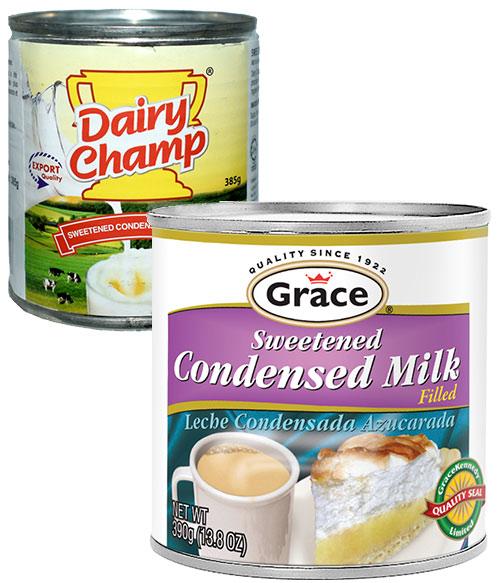 Grace Condensed Milk