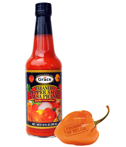Grace Habanero Pepper Sauce