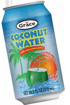 Belize Coconut Water